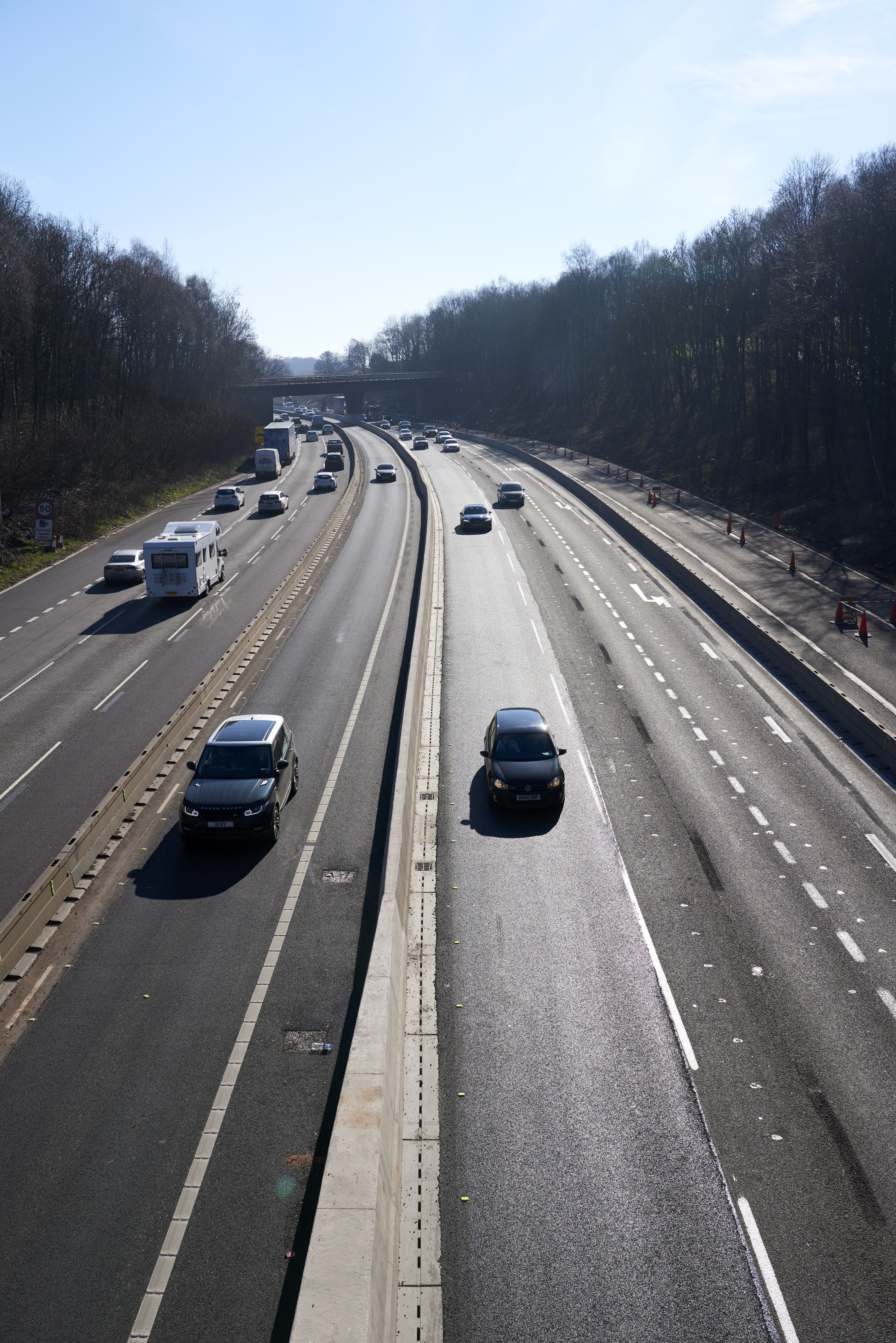 Improvements and major road projects   M6 junction 13 to